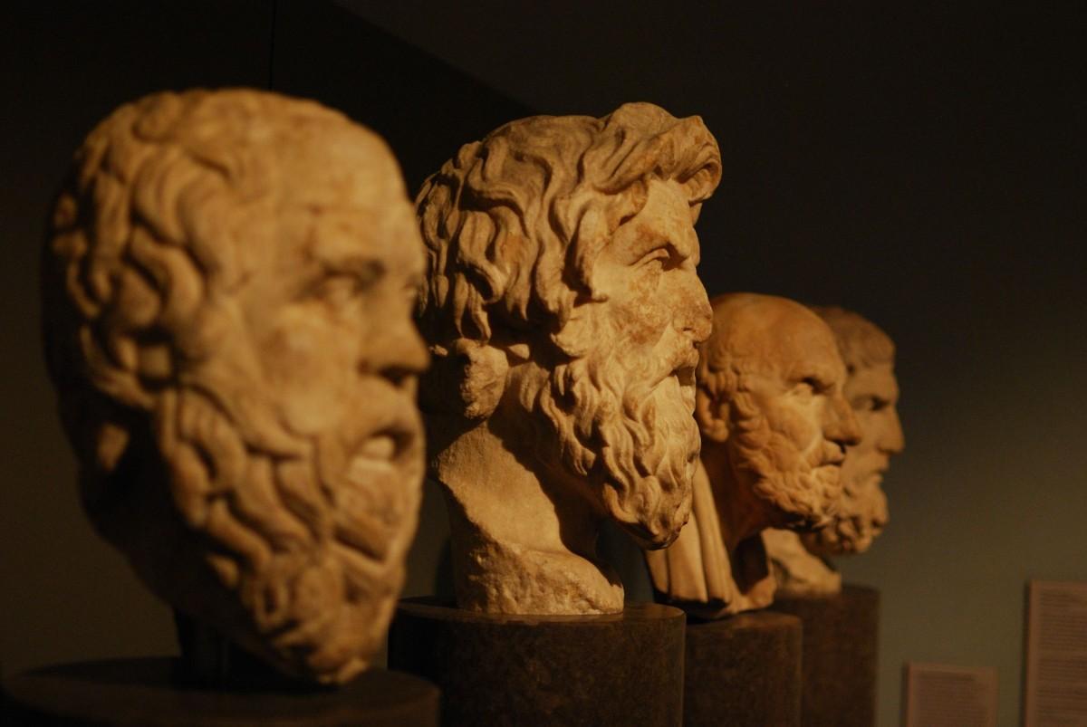 Estatuas griegas