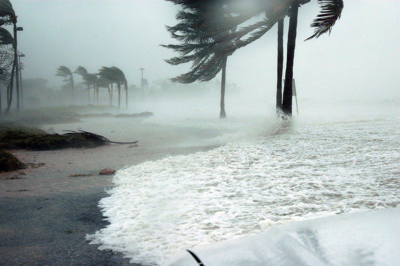 Peligro de los huracanes