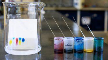 Qué es la cromatografía en química