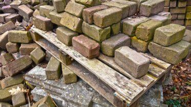 Reformas - Cuántos ladrillos deberían traer un palet
